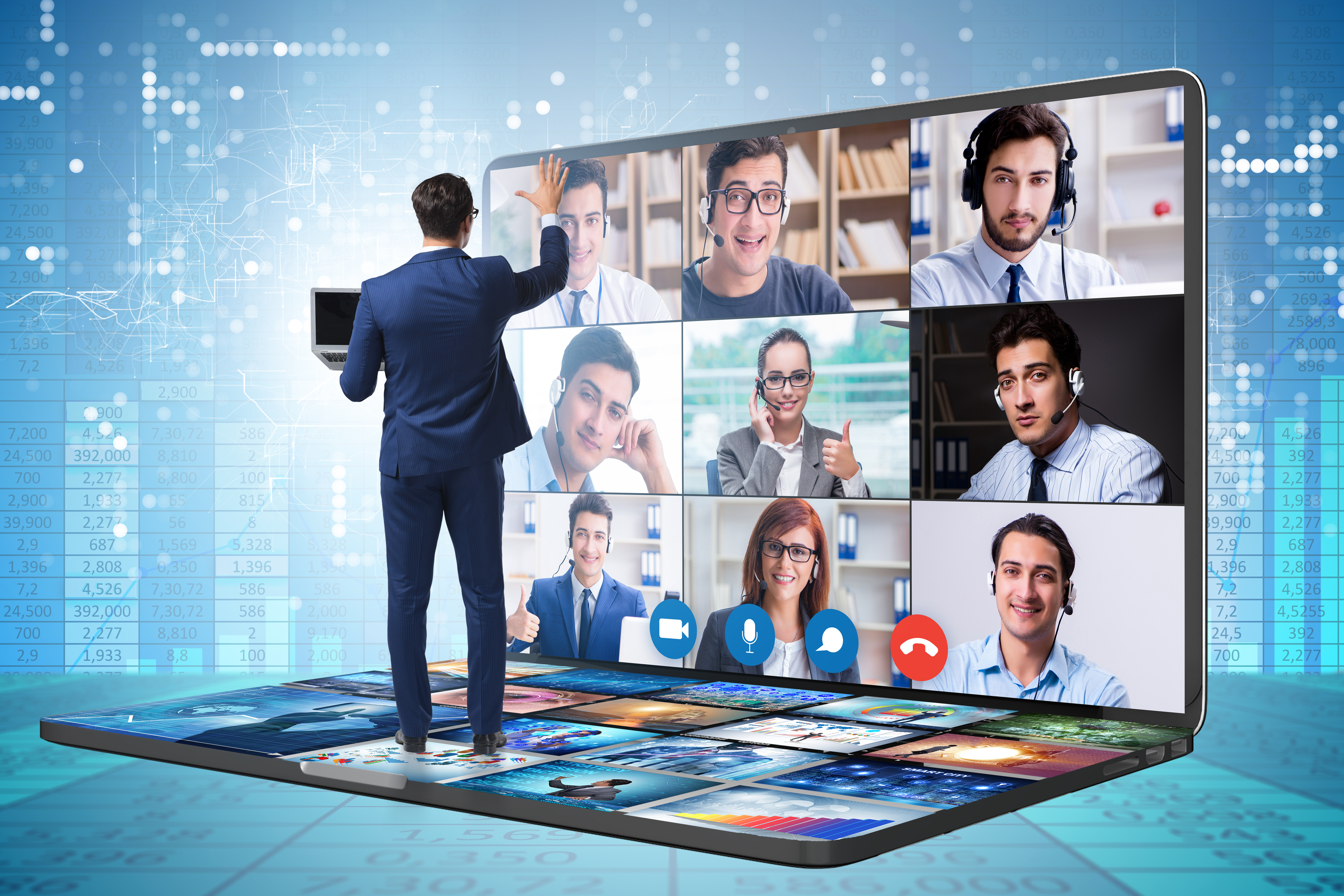 How to adapt your presentation style for the virtual world