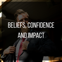 Beliefs, Confidence and Impact
