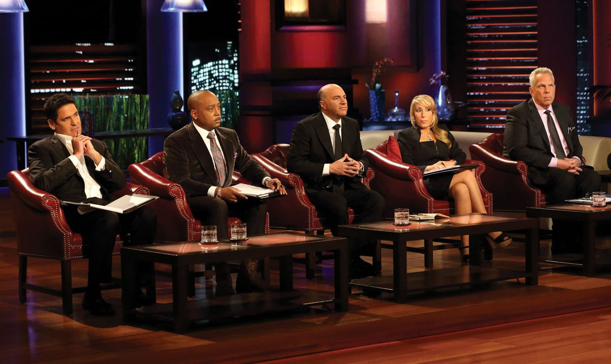 Shark Tank executives